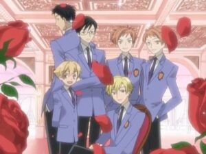 ouran-host-club anime recomendado
