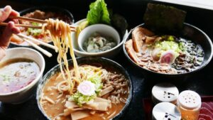 Comida típica Japonesa